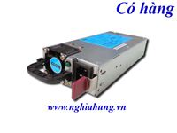 Bộ nguồn HP 460W Power Supply For HP Proliant DL380 G6/ ML350 G6, G7, G8/ DL380P - P/N: 511777-001 / 499250-301 / 499250-101