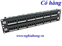 AMP Patch Panel 48 port Cat5e