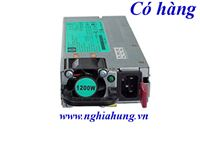 Bộ nguồn HP 1200W Power Supply For HP Proliant DL580 G7 - P/N: 570451-001