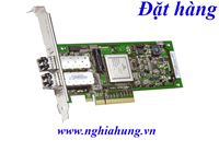 HP - 82Q 8GB Dual Port PCI-E Fibre Channel Host Bus Adapter - P/N: AJ764-63002