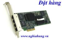 Card mạng Intel PRO/1000 VT Quad Port Server Adapter PCI-e - P/N: D72468-003 / 0YT674