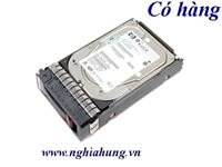 HDD HP 4TB SAS 3.5'' 7.2k 6Gbps For G8, G9