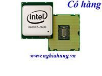 Intel® Xeon® Processor E5-2620  (15M Cache, 2.00 GHz, 7.20 GT/s)