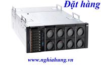 Máy Chủ Lenovo System X3850 X6 - CPU 4x E7-4850 v2 / Ram 128GB / HDD 4x 600GB / Raid M5210 / 2x PS