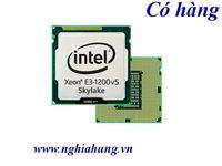 Intel® Xeon® Processor E3-1225 v5 (8M Cache, 3.30 GHz)