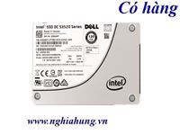 Dell Intel SSD DC S3520 Series 120GB SATA 3.0 6Gb/S 2.5