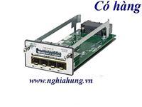 Card C3KX-NM-1G cho Switch C3750X/ C3560X