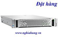 Máy Chủ HPE Proliant DL380 G9 (719064-B21) - CPU E5-2640 v3 / Ram 8GB / Raid P440ar / 1x PS / Rail Kit