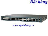 Thiết bị chuyển mạch switch cisco WS-C3560G-48TS-S