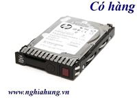 HDD HP 600GB SAS 2.5'' 10k 6Gbps for G8, G9 - 507129-014