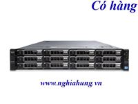 Dell PowerEdge R720xd - CPU 2x E5-2630 v2 / Ram 16GB / Raid H710 / 2x PS