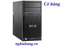 Máy Chủ HPE Proliant ML30 G10 - CPU E-2124 / Ram 8GB / Raid S100i SR Gen10 / 1x PS