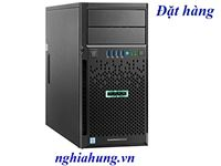 Máy Chủ HPE Proliant ML30 G10 - CPU E-2186M / Ram 8GB / Raid S100i SR Gen10 / 1x PS