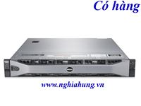 Máy Chủ Dell PowerEdge R730 - CPU E5-2680 v3 / Ram 8GB / Raid H330 / 1x PS