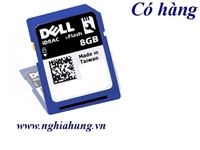 Dell VFlash 8GB SD Card for iDRAC Enterprise - 00xw5c