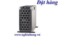 Máy Chủ Dell PowerEdge T340 - CPU E-2126G / Ram 8GB / Raid H330 / 1x PS