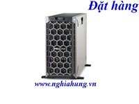 Máy Chủ Dell PowerEdge T340 - CPU E-2144 / Ram 8GB / Raid H330 / 1x PS