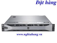 Máy Chủ Dell PowerEdge R820 - CPU 4x E5-4620 / Ram 32GB / HDD 2x 300GB/ DVD / Raid H710 / 2x PS