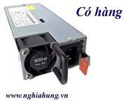 Bộ nguồn IBM 900W High Efficiency Platinum AC Power Supply For IBM System X3500 M4 X3630 M4 X3650 M4- P/N: 94Y8072, 94Y6667