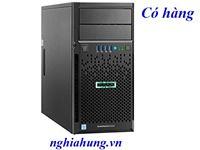 Máy Chủ HPE Proliant ML30 G10 - CPU E-2274G / Ram 8GB / Raid S100i SR Gen10 / 1x PS