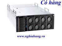 Máy Chủ Lenovo System X3850 X6 - CPU 4x E7-4830 v2 / Ram 128GB / Raid M5210 / HDD 4x 600GB / 4x PS