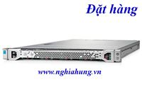 Máy chủ HPE Proliant DL360 G9 - CPU 1x E5-2640 v3 / Ram 16GB / Raid H240 / 1x PS.