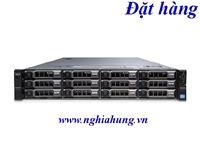 Dell PowerEdge R720xd - CPU 2x E5-2665 / Ram 16GB / Raid H710 / 2x PS