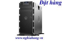 Máy chủ Dell PowerEdge T430 - CPU E5-2623 v4 / Ram 8GB / Raid H730 / PS 1x 495W