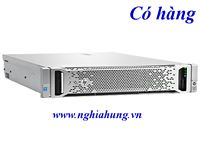 Máy chủ HP Proliant DL380 G9 - CPU 1x E5-2620 v3 / Ram 16GB / Raid H240 / 1x PS