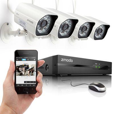 Gói lắp đặt trọn bộ camera giám sát HD của Camera Hoàng Gia