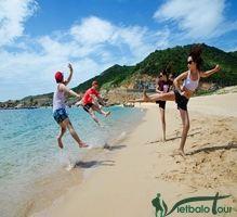 Tour khám phá đảo Bình Ba - Nha Trang