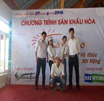 Team Building Công ty Deamyung Vina