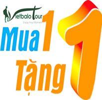 TOUR NHA TRANG MUA 1 TẶNG 1