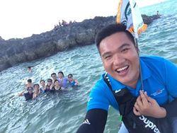 Tham quan Đảo Kỳ Co Quy Nhơn - Phú Yên - Gia đình Chị Nguyệt