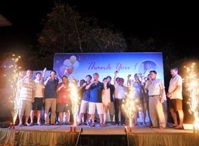 Tiệc Tri Ân - Thanks Party