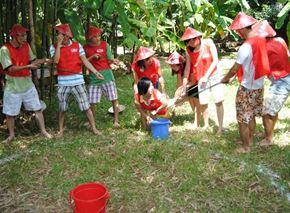 V-Resort Teambuilding (Kim Bôi - Hòa Bình)