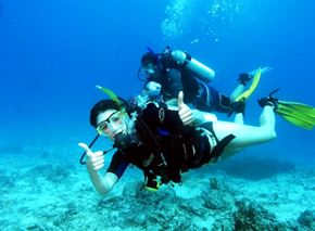 Lặn Biển Bình Hưng - Scuba Diving (2 Ngày - 2 Đêm)
