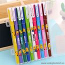 Hộp bút bi nước 10 màu B0260 100g