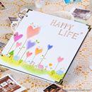 Album ảnh Happy Life vuông K1128 850g