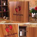 Album ảnh DIY bìa gỗ Baby Love  K1181 1250g