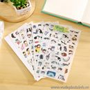 Bộ Sticker hình mèo K1577 25g