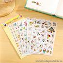 Bộ Sticker Hong & Dding Ver 2 K1578 25g