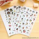 Bộ Sticker Momoi Ver.3 K1594 30g