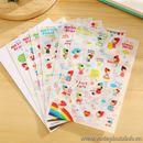 Bộ Sticker Mylitte Friend K1595 20g