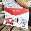 Túi đựng tài liệu London K1478 45g