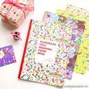 Giấy gói quà Wrapping Paper Book K1481 350g