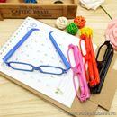 Bút bi mắt kính trơn màu sắc B0451 20g