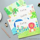 Sổ giấy vẽ Little Elephant S0942 160g