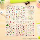 Bộ Sticker trang trí Seonjin's K1673 30g
