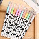 Bút bi bò sữa màu sắc B0343 10g